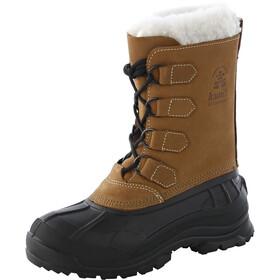 e845d76d09e Botas de invierno Kamik Alborg marrón para mujer